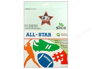 Gifts & Giftwrap ABC & 123: Slice Design Card ll Star