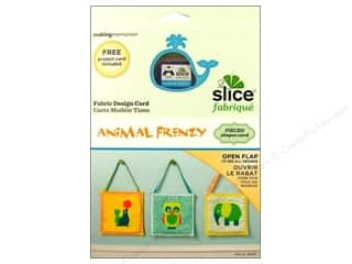 Slice Design Card Fabrique Animal Frenzy