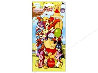 Disney: EK Chipboard Disney Winnie The Pooh