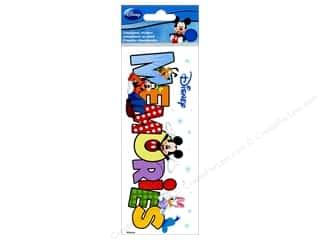 Disney Stickers: EK Disney Sticker Title Memories
