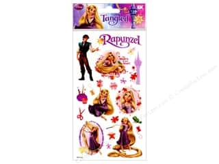 Licensed Products $0 - $2: EK Disney Sticker Rapunzel