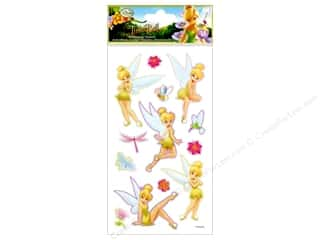 EK Disney Sticker Puffy Tinkerbell