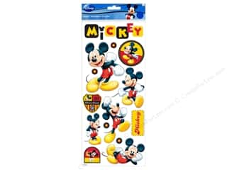 Disney Stickers: EK Disney Sticker Large Mickey