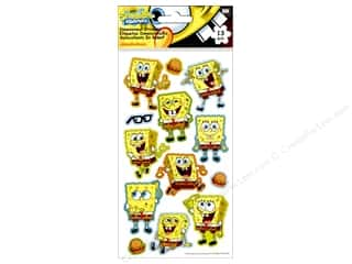 Nickelodeon Sticker Puffy Spongebob