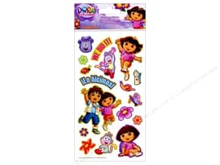 Nickelodeon Sticker Puffy Dora