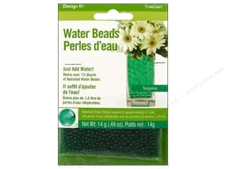 Graduations Floral Supplies: FloraCraft Water Beads Dehydrated Turquoise