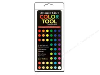 Color Selectors / Color Evaluators: C&T Publishing Ultimate 3-in-1 Color Tool 3rd Edition