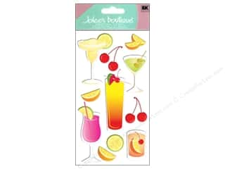 Jolee's Boutique Stickers Vellum Party Drinks