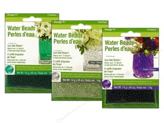 FloraCraft Water Beads Dehydrated