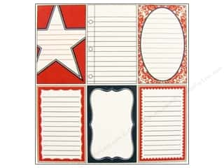 Cards &amp; Envelopes  2.5 x 2.5: Jenni Bowlin Journaling Card Set Trendy
