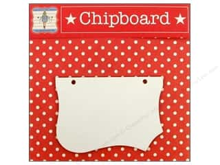 """chipboard""  4x4: Jenni Bowlin Chipboard Die Cut Book Set Small"