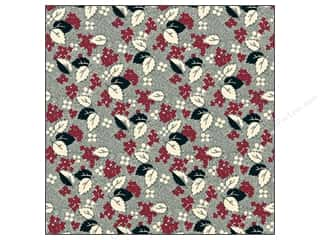Jenni Bowlin Paper 12x12 Red/Black Mama's Dress (25 sheets)