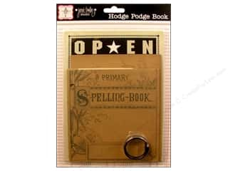 Jenni Bowlin Hodge Podge Book Kit Open