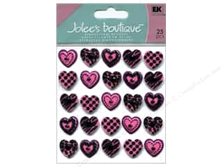 Jolee's Boutique Stickers Repeats Animal Print Hearts