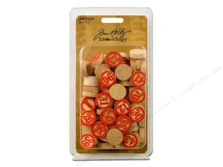 Tim Holtz Idea-ology Game Pieces 90pc
