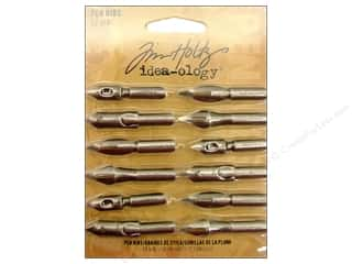 Tim Holtz Idea-ology Pen Nibs 12pc