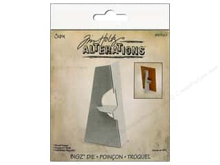 Tim Holtz inches: Sizzix Bigz Die Small Easel by Tim Holtz
