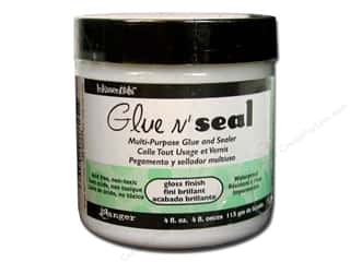 Ranger Inkssentials Glue N Seal 4oz Gloss