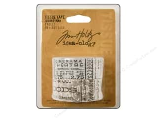 Tim Holtz Idea-ology: Tim Holtz Idea-ology Tissue Tape Journeyman