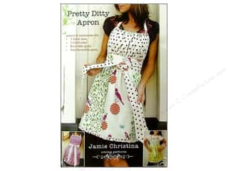 Aprons 18 in: Jamie Christina Designs Pretty Ditty Apron Pattern