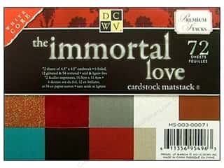 DieCuts Mat Stacks Immortal Love