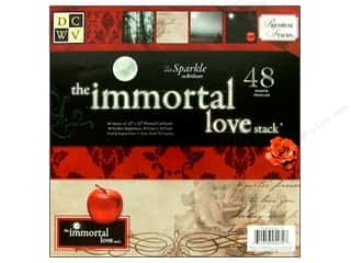 DieCuts 12 x 12 in. Paper Stack Immortal Love