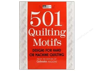 Weekly Specials Quilting: 501 Quilting Motifs Book