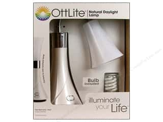 Holiday Gift Ideas Sale Ott-Lite Tulip Desk Lamps: Ott-Lite Lamp Tulip Desk Pearl