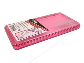 Organizers inches: ArtBin Sew-lutions Slim Line Magnetic Box Raspberry