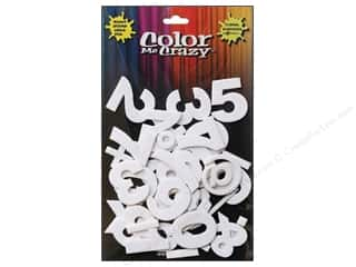 Petaloo Sticker Color Me Crazy 3D Number/Symbols