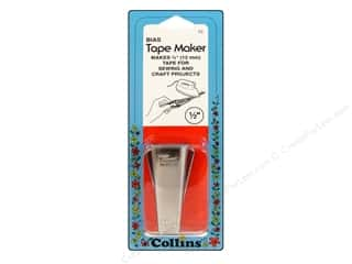 Bias Tape Maker by Collins 1/2 in.