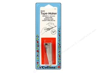 quilting Tape: Bias Tape Maker by Collins 1/4 in.