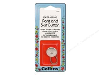 Expanding Pant & Skirt Button by Collins