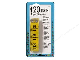 Measuring Tapes/Gauges Collins Tape Measure: Tape Measure 120 Inch by Collins