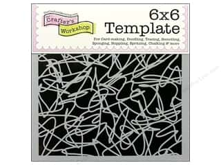 The Crafters Workshop Template 6x6 Webbing