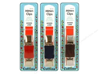 Mitten Clips by Collins 1 Pair