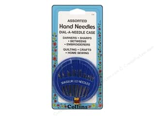 Collins Needles Assorted 30pc