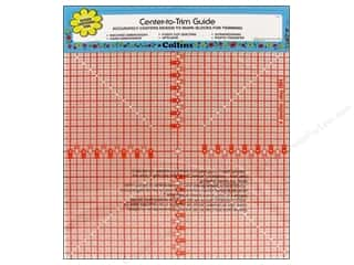 Collins Center-to-Trim Guide Gridded Measurements