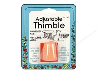 Adjustable Thimble by Collins