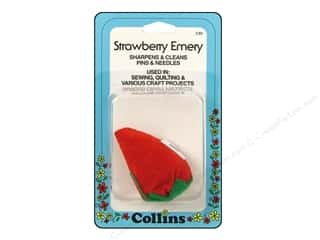 Collins Pin Cushion Strawberry Emery