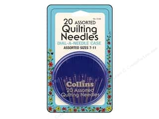 Collins Needles Quilting 20pc