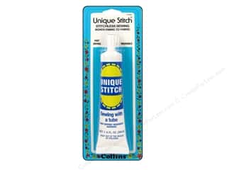 Unique Clear: Unique Stitch by Collins 1.25 oz.