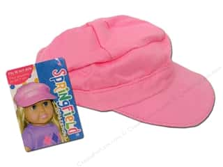"Fibre-Craft: Fibre-Craft Doll Clothes Springfield 18"" Doll Newsboy Cap"