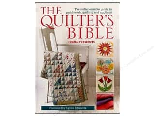 The Quilter's Bible Book