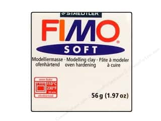 Fimo Fimo Soft Clay 56gm: Fimo Soft Clay 56gm White