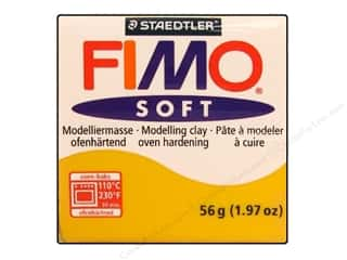 Everything You Love Sale Clays: Fimo Soft Clay 56gm Sunflower