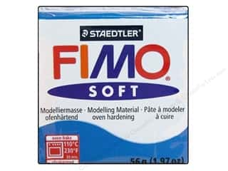 Fimo Soft Clay 56gm Pacific Blue