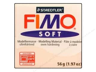 Clay Cream/Natural: Fimo Soft Clay 56gm Flesh Light