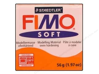 Fimo Soft Clay 56gm Mandarin