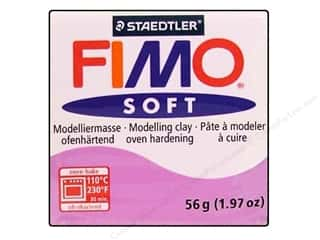 Everything You Love Sale Clays: Fimo Soft Clay 56gm Lavender